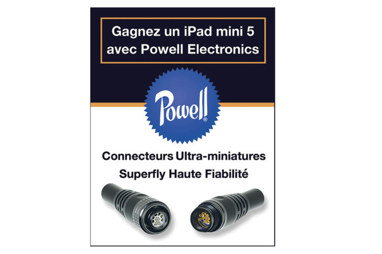 US Hi-rel electronics e-campaign in France